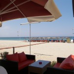 olympic apartments in fron of sea (20 fit)